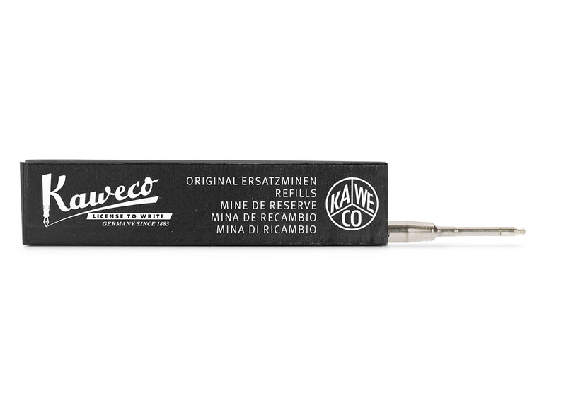 Kaweco G2 Rollerball Refill 0.7mm - Black - Burrows and Hare