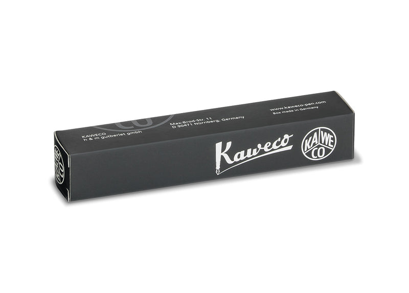 Kaweco Classic Sport Ballpoint Pen - Red - Burrows and Hare