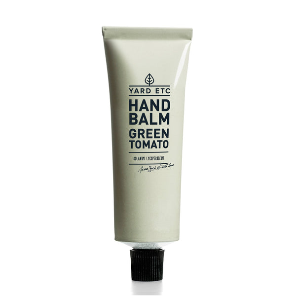 YARD ETC - HAND BALM GREEN TOMATO - Burrows and Hare