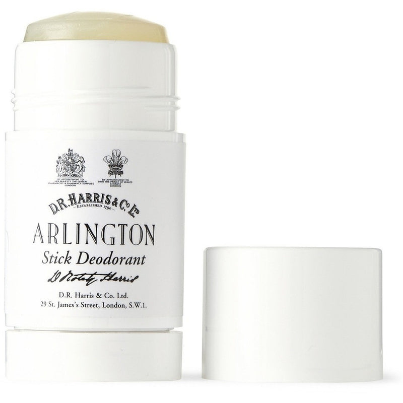 D.R Harris Arlington Scented Refreshing & Stimulating Stick Deodorant-Grooming-D.R.Harris-Burrows and Hare