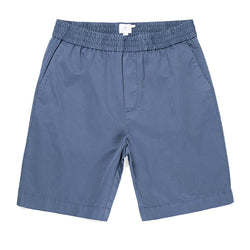 Sunspel Drawstring Short - Blue