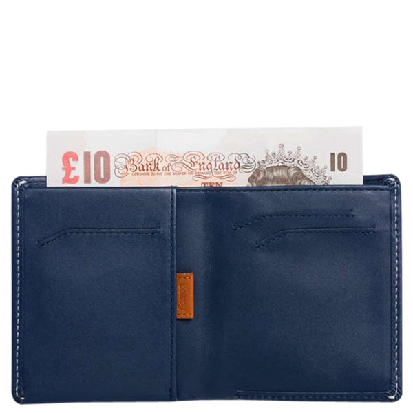 Bellroy Note Sleeve - Blue Steel - Burrows and Hare