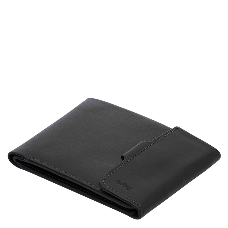 Bellroy Coin Fold Wallet - Black - Burrows and Hare