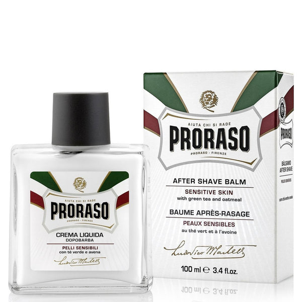 Proraso Alcohol Free After Shave Balm - Sensitive - Burrows and Hare