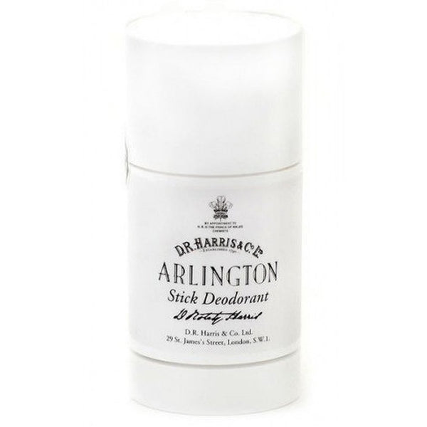 D.R Harris Arlington Scented Refreshing & Stimulating Stick Deodorant - Burrows and Hare