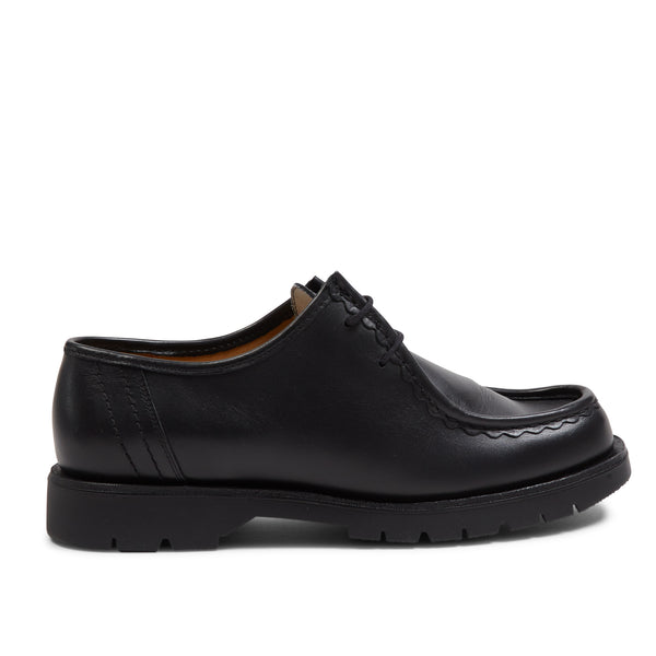 Kleman Padror Shoes - Noir - Burrows and Hare
