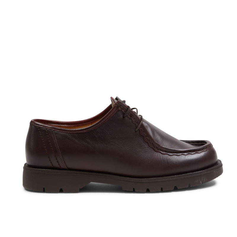 Kleman Padror Shoes - Bordeaux - Burrows and Hare