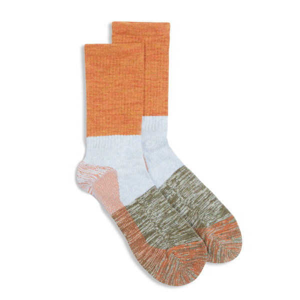 Anonymous Ism Gradient Sock - Orange - Burrows and Hare