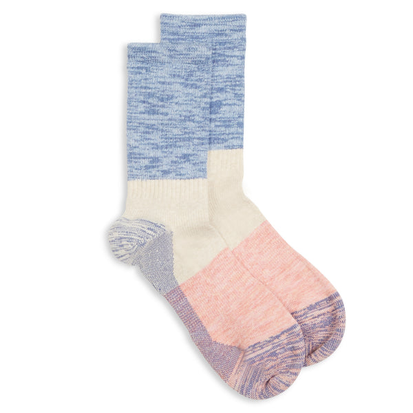 Anonymous Ism Gradient Sock - Faded Blue - Burrows and Hare