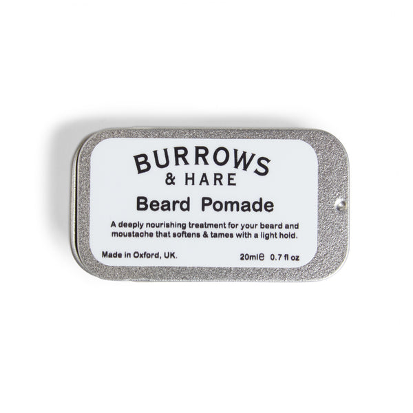 Burrows & Hare Beard Pomade - Burrows and Hare