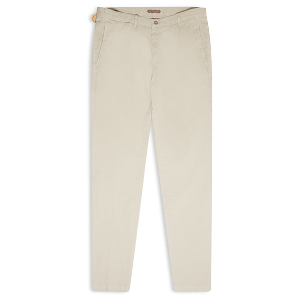 Burrows & Hare Chino - Beige - Burrows and Hare