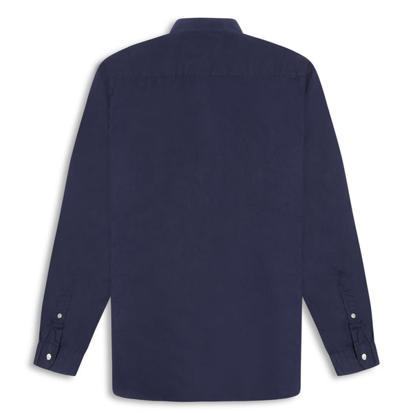 Oliver Spencer Eton Collar Shirt Abbott - Navy