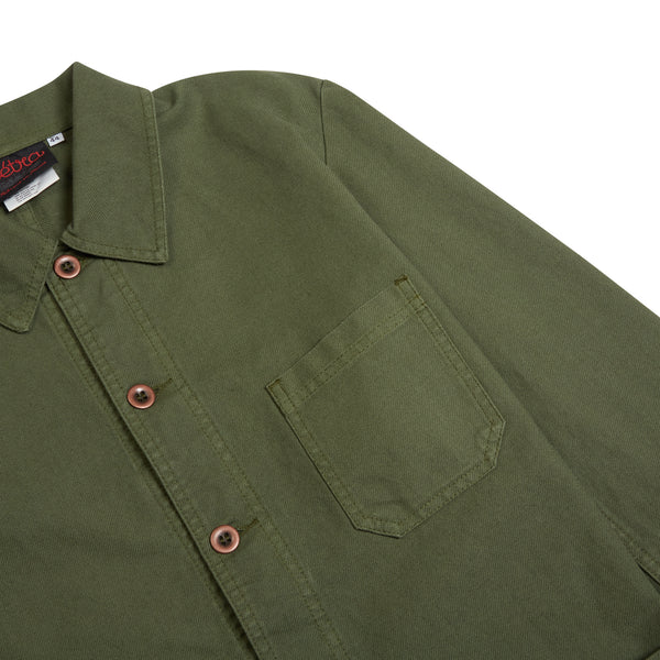Vetra Workwear Jacket - Jade - Burrows and Hare