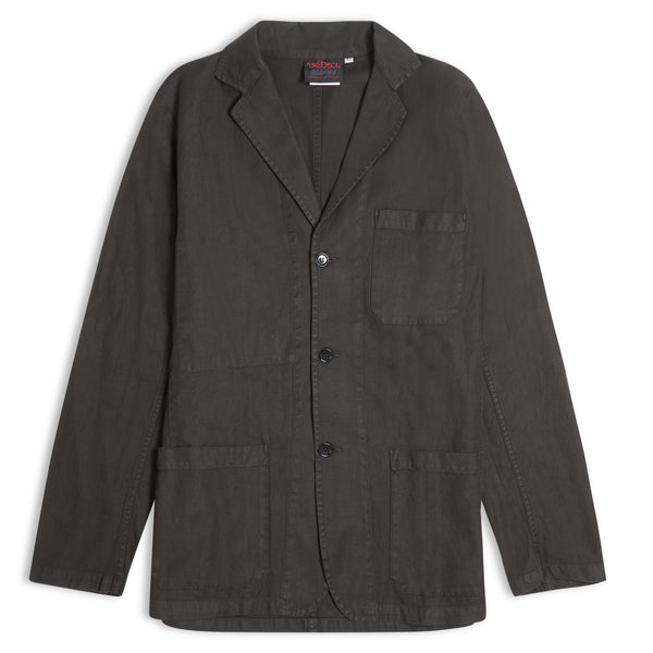 Vetra Lightweight Blazer - Khaki - Burrows and Hare