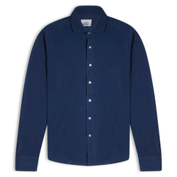 B.D. Baggies Michigan Jersey Shirt - Navy - Burrows and Hare
