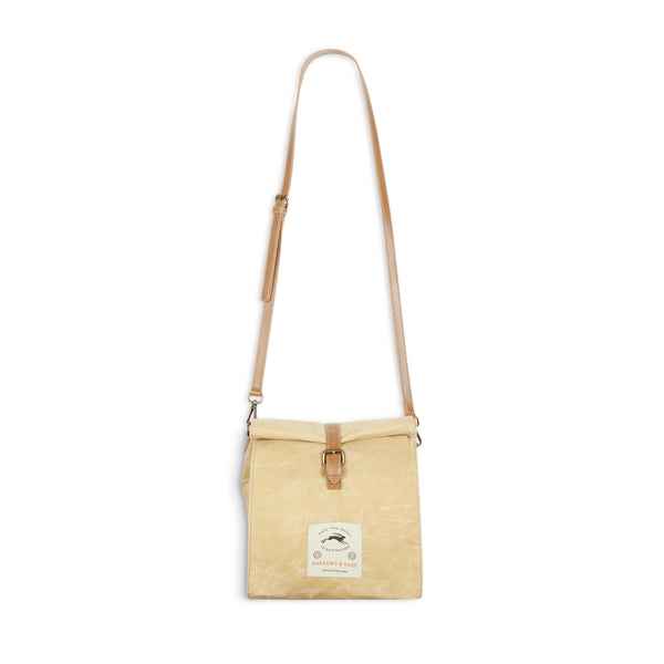 Burrows & Hare Thermal Lunch Bag with Detachable Straps - Burrows and Hare