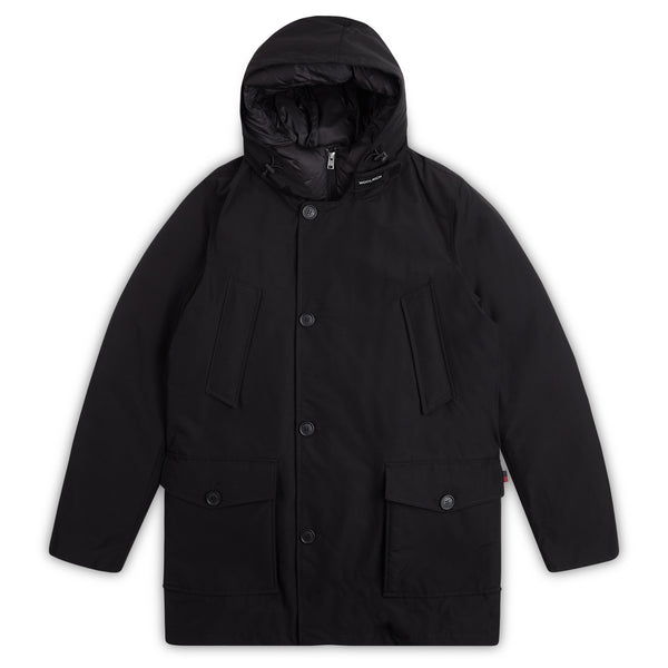 Woolrich 3 in 1 Eco Friendly Parka - Black - Burrows and Hare
