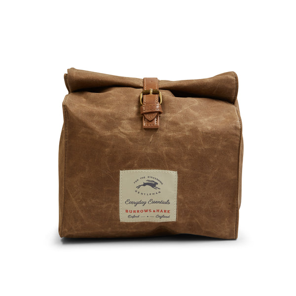 Burrows & Hare Thermal Lunch Bag - Dark - Burrows and Hare