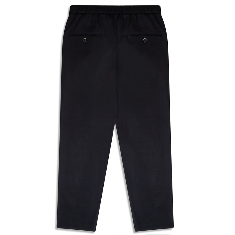 Barena Regular Fit Trouser - Navy - Burrows and Hare