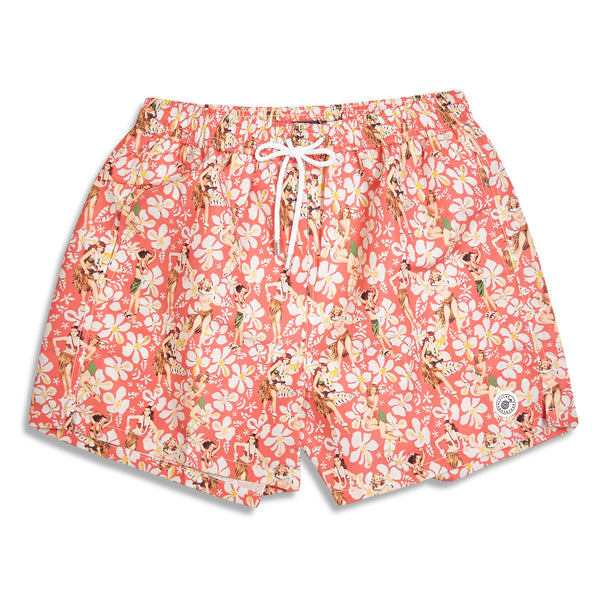Les Garçons Faciles - Mitchell Copacabana Sport Swimming Short - Burrows and Hare
