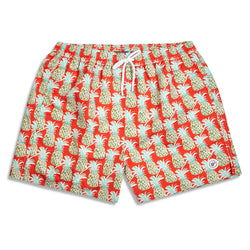Les Garçons Faciles - Mitchell Malibu Sport Swimming Short - Burrows and Hare