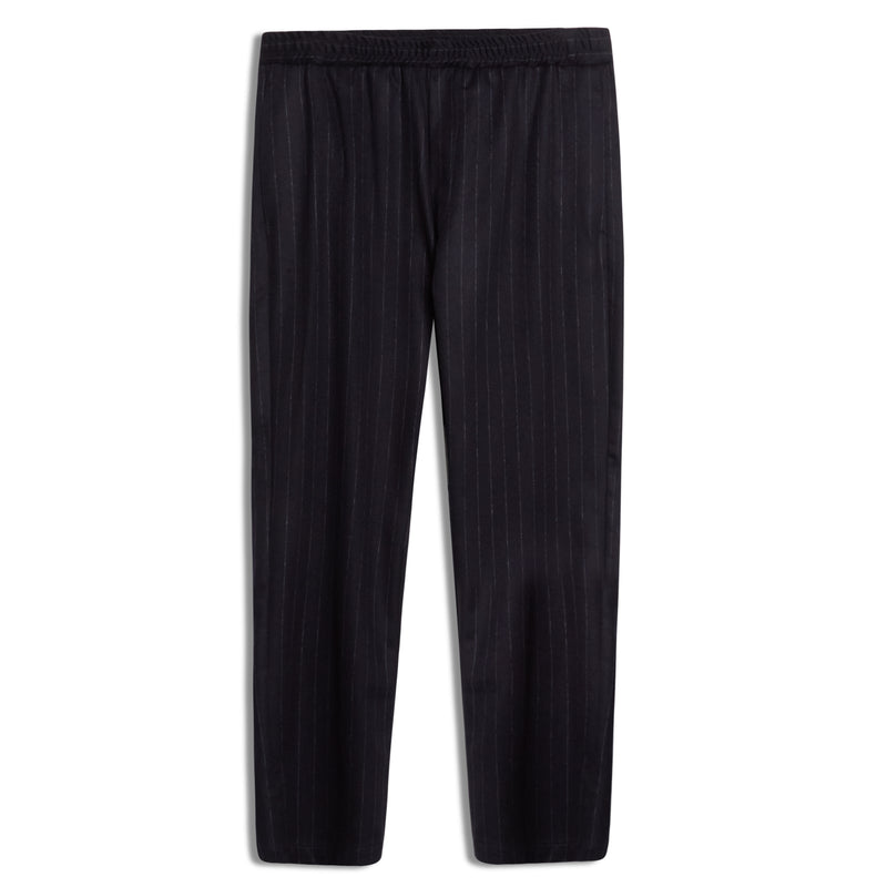 Barena Regular Fit Trouser Pinstripe - Navy - Burrows and Hare
