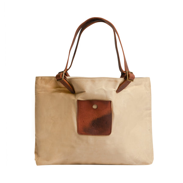 Burrows & Hare Canvas Tote Bag - Burrows and Hare