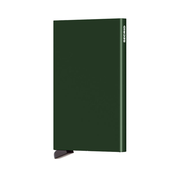 Secrid RFID Cardprotector - Green - Burrows and Hare