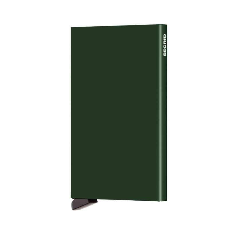 Secrid Green Cardprotector - Burrows and Hare