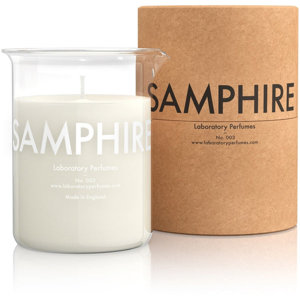 Laboratory Perfumes No.003 Candle - Samphire - Burrows and Hare