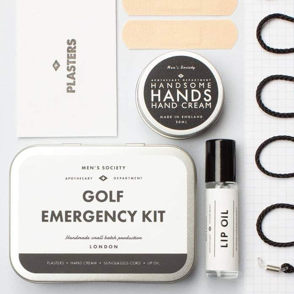 Men's Society Golf Emergency Kit - Burrows and Hare