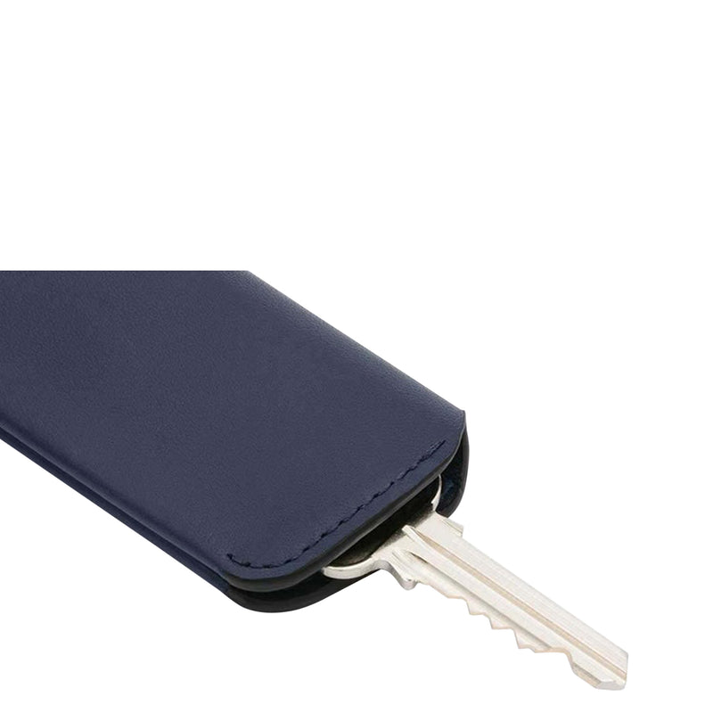 Bellroy Key Cover Plus - Blue Steel - Burrows and Hare