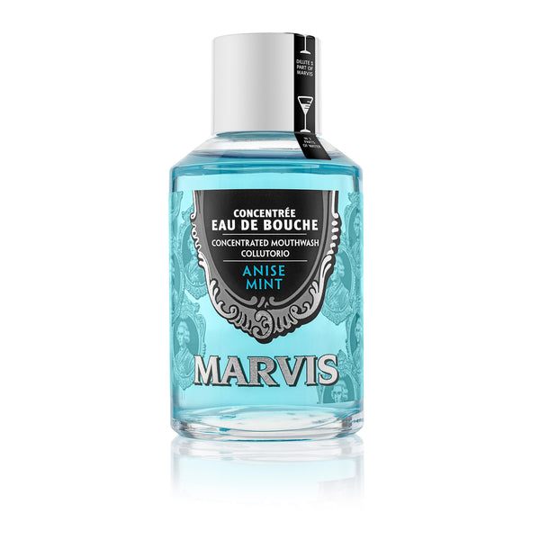 Marvis Mouthwash Concentrate - Anise Mint - Burrows and Hare