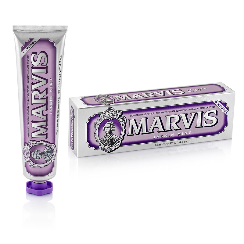 Marvis Luxury Toothpaste - Jasmin Mint - Burrows and Hare