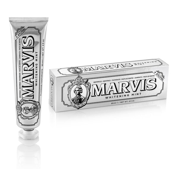 Marvis Luxury Toothpaste - Whitening Mint - Burrows and Hare