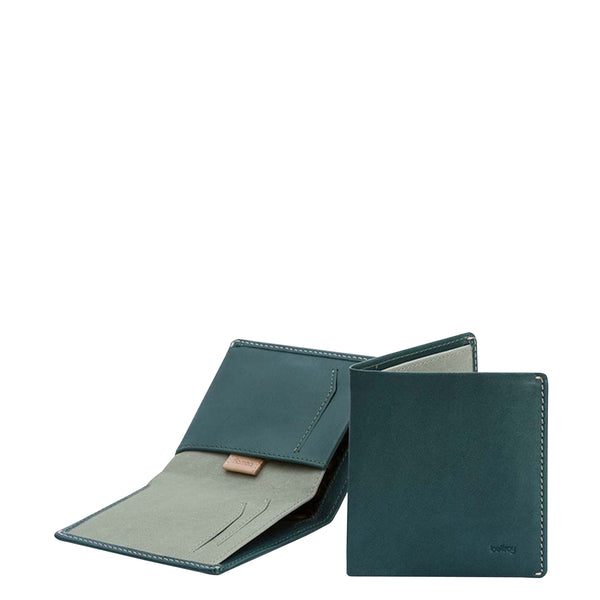 Bellroy Slim Sleeve Wallet - Teal - Burrows and Hare