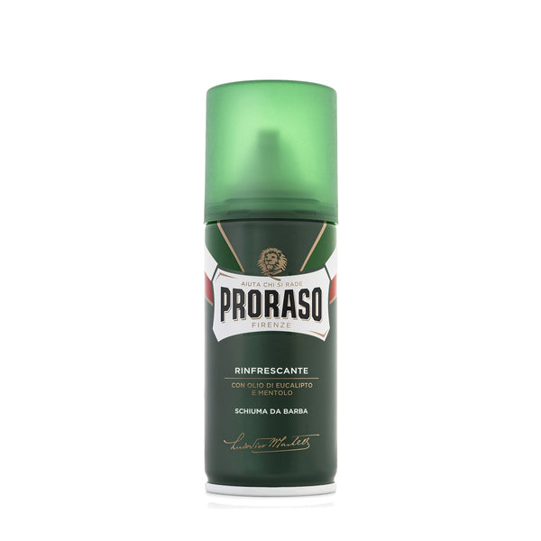 Proraso Shaving Foam Travel Size - Refreshing - Burrows and Hare