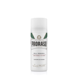 Proraso Shaving Foam Travel Size - Sensitive - Burrows and Hare