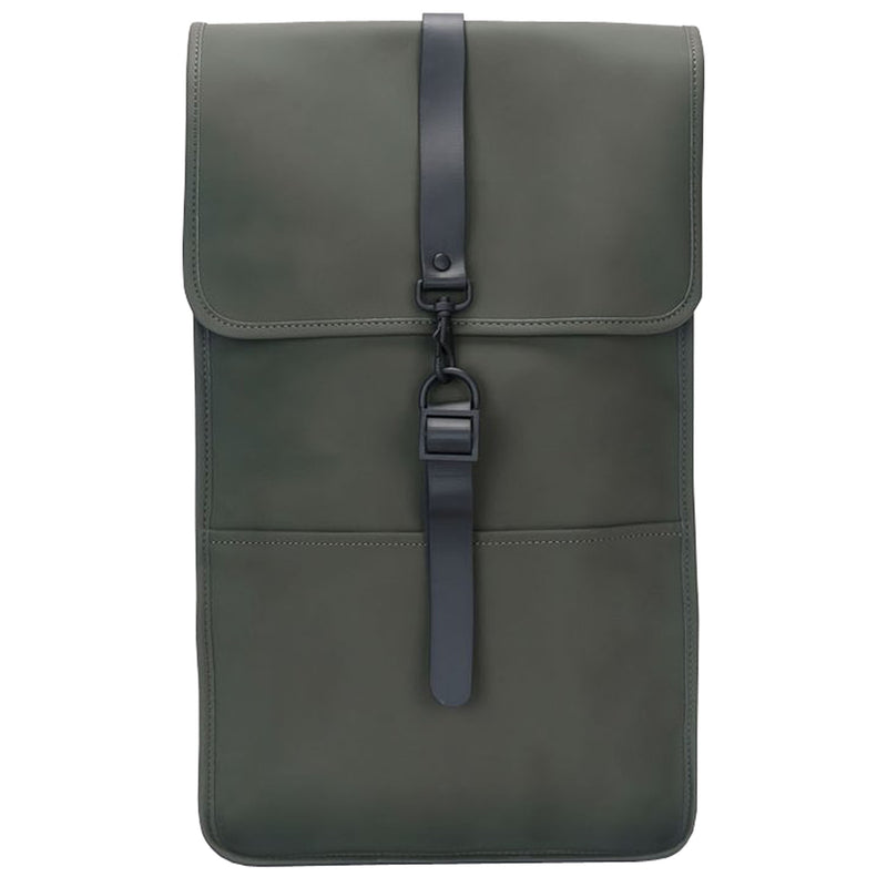 Rains Backpack - Green - Burrows and Hare