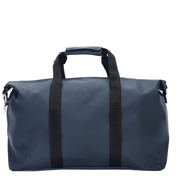 Rains Travel Weekend Waterproof bag - Blue - Burrows and Hare