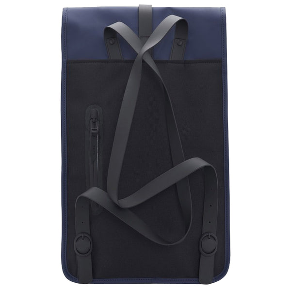 Rains Waterproof Mini Backpack - Navy