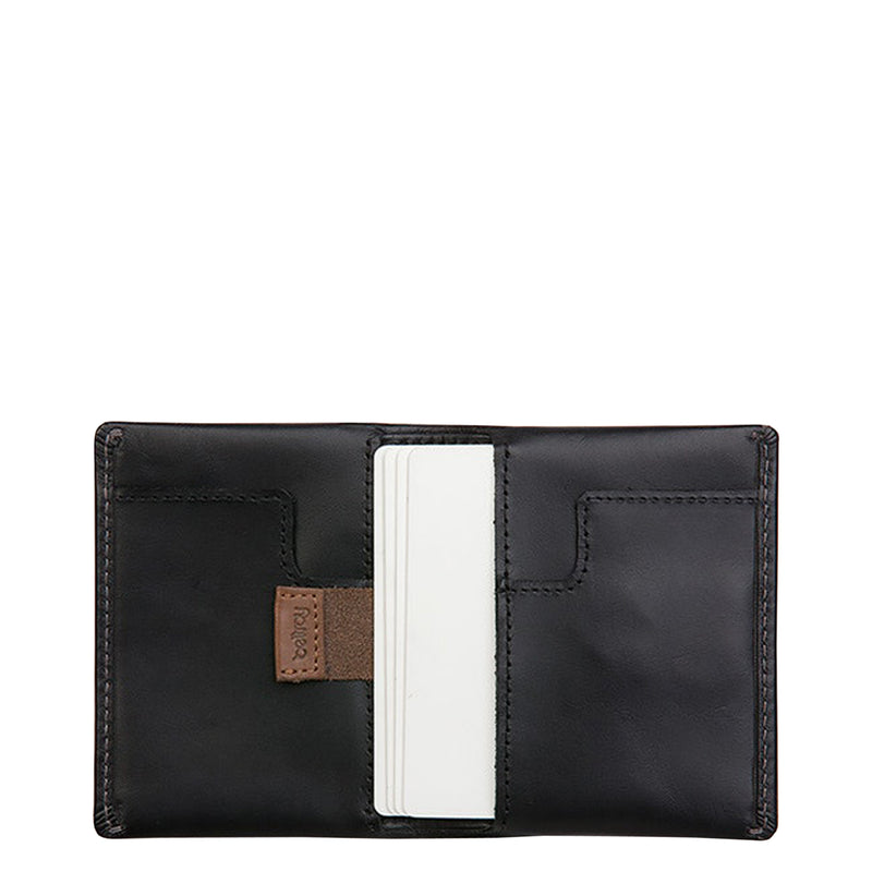 Bellroy Slim Sleeve Wallet - Black - Burrows and Hare