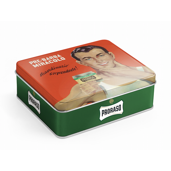 Proraso Eucalyptus & Menthol Refreshing - Vintage Gift Collection - Burrows and Hare