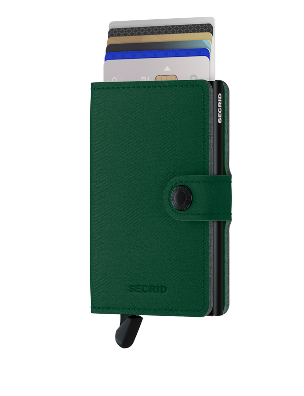 Secrid RFID Miniwallet  - Yard Green (NON LEATHER)