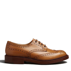 Tricker's BOURTON COUNTRY SHOE - Antique corn