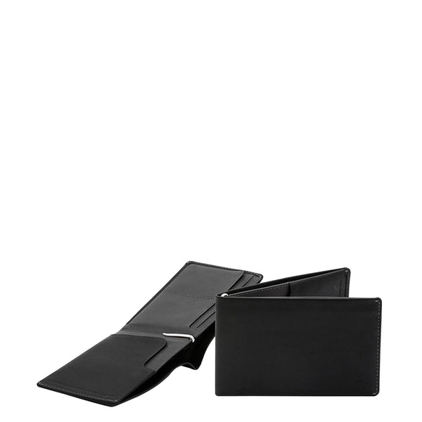 Bellroy Travel Wallet RFID - Black - Burrows and Hare