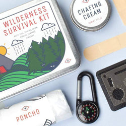 Wilderness Survival Kit - Burrows and Hare