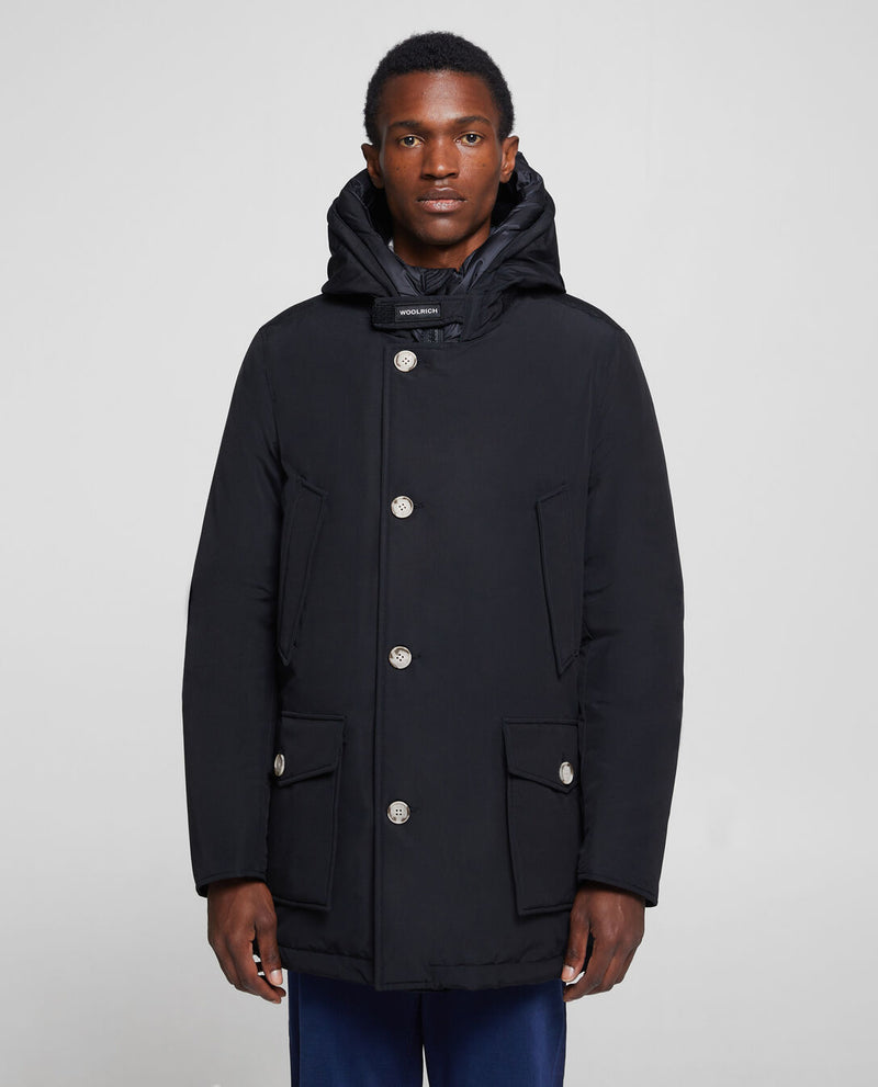 Woolrich Fur Free Parka - Burrows and Hare