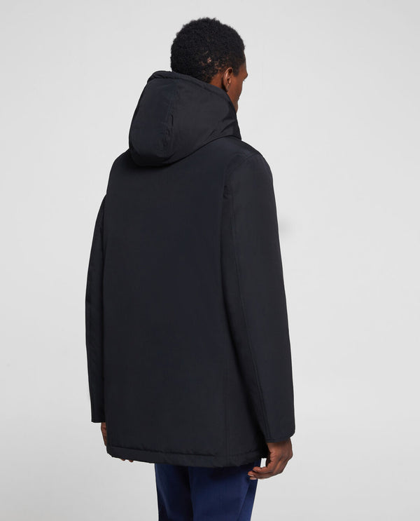 Woolrich Arctic Parka No Fur - Black - Burrows and Hare