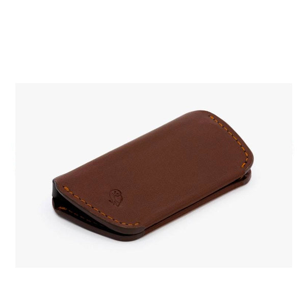 Bellroy Key Cover Cocoa - Burrows and Hare
